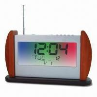 Buy cheap FM Digital Radio with Hardwood Body and Auto-scan Function from wholesalers