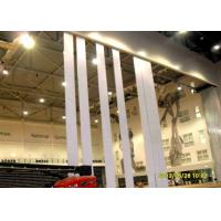 Buy cheap Ultra High Partition Wall Wood Veneer Finish , Operable Partition System Aluminum Frame from wholesalers
