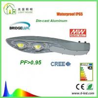 Buy cheap IP65 100W LED Street Light High CRI Beam Angle 120 ° , Outdoor Street Lamps product