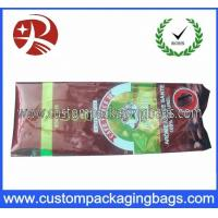Buy cheap PET / AL / PE 1000g Side Gusset Coffee Bag Packaging with Valve from wholesalers