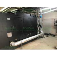 Buy cheap Super Silent CHP 120KW Heat And Power Machine Natural Gas Fuel With Soundproof Canopy product