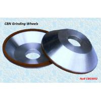 Buy cheap Resin Bond CBN Grinding Wheels - CBGW02 from wholesalers