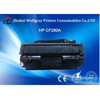 Buy cheap Zhuhai Hot selling Compatible Black Toner Cartridge For HP CF280A at the best price from wholesalers