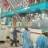 Buy cheap 100T/24H flour making machine maize grits and flour grinding mill machine corn grits from wholesalers