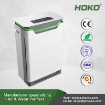 Buy cheap Humidifying air purifier remote control air purifier with humidifier from wholesalers