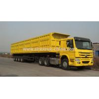 Buy cheap Box Heavy Duty Four Axle Trailer 16 Wheels For Transport Valuable Goods from wholesalers
