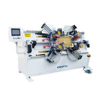 Buy cheap HF(RF) Tilting Wooden Frame Joining Machine from wholesalers