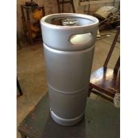 Buy cheap 20L US beer keg wholesale , for breweries, micro brewery, beer beverages storage, with polished, made of stainless steel from wholesalers