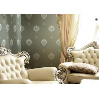 Buy cheap 1.06 Korean Living Room Modern Wallpaper , Non Woven Wide Width Wallpaper Breathable from wholesalers