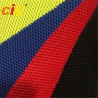 Buy cheap 100% Polyester Home Textile Products Sandwish Mesh Fabric 150 cm Width from wholesalers