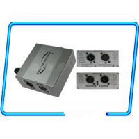 Buy cheap Data Stream 3pin or 5pin DMX512 splitter / repeater DMX signal amplifier with aluminum housing from wholesalers