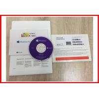Buy cheap Global Area Windows10 Pro Online Activation With 64bit DVD Genuine OEM Pack from wholesalers