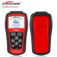 Buy cheap Multi - Functional Handheld Barcode Scanner Konnwei Kw808 Obd2 Diagnostic Scan Tool from wholesalers