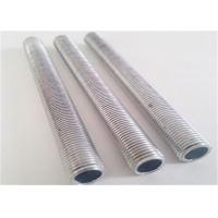 Buy cheap Stainless Steel Drill Rod Hot Dipped Technique High Frequency Welded Feature from wholesalers