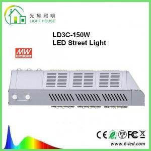 Buy cheap Customized DLC 150w Led Street Light 8 Years Warranty PF>0.98 product