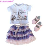 Buy cheap Wholesale doll cloth toy accessories for girl doll baby dress girl colorful cloth set from wholesalers