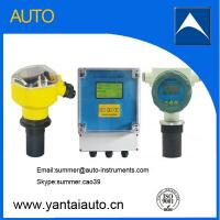 Buy cheap 2015 New ultrasonic water tank level meter and level indicator Made In China from wholesalers