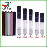 Buy cheap CBD cartridge e cig vaporizer 0.3ml / 0.4ml / 0.5ml / 0.6ml / 1.0ml hemp oil atomizer from wholesalers