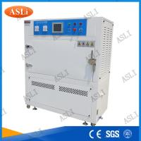 Buy cheap UVA UVB UV Light Aging Stability Test Chamber , Climate Resistant Uv Testing Equipment from wholesalers