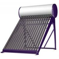 Buy cheap split pressurized solar water heater from wholesalers