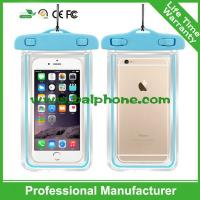 Buy cheap 2015 new arrival pvc phone waterproof case for iphone 6 from wholesalers