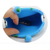 Buy cheap Kiss Lock Silicone Coin Purse , Promotion Silicone Change Purse from wholesalers