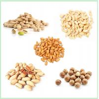 Almonds Macadamia Raw Sprouted Nuts NON GMO Full Nutrition 100% Green Products