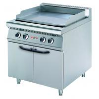 Buy cheap Gas Kitchen Equipment Series Commercial Restaurant Hotel Cooker Gas Griddle from wholesalers