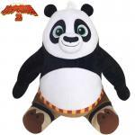 Buy cheap New Kungfu Panda 3  Sitting Pose Panda Po Cartoon Stuffed Plush Toys from wholesalers