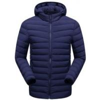 Buy cheap Regular Length Mens Light Down Jacket Windproof 100% Polyester Lining from wholesalers