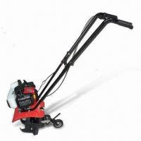 Buy cheap Tiller/Mini Cultivator with 2.0hp Farming Machine and 0.25L Oil Tank Capacity from wholesalers