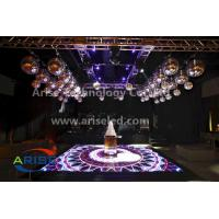 Buy cheap P10.417 LED Floor Tiles Durable LED Flooring Tiles LED Video Display for Club and Dance Fl from wholesalers