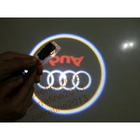 Buy cheap Hottest sales led car logo door light ghost shadow projector light for AUDI A1 A3 A5 A6 A8 from wholesalers