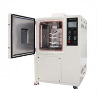 Buy cheap Temperature rangeRT+10~+60℃ Ozone Gas Accelerate Rubber Ozone Aging Test equipment from wholesalers