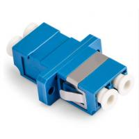 Buy cheap LC Duplex Fiber Optic Adapter Single Mode Small Size Large Capacity For CATV from wholesalers