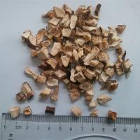 Buy cheap Agro-products Export 3*3mm,5*5mm,8*8mm Brown Grade AA AD Mushroom Granule/Slice/Powder/Flake from wholesalers