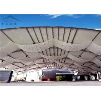 Buy cheap 30m*50m Dome Roof Tents For Events With Awnings And Ceilings from wholesalers