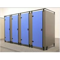Buy cheap water resistance hpl compact toilet cubicles from wholesalers