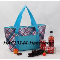 Buy cheap Insulated soft cooler bags bule cooler bag-HAC13144 product