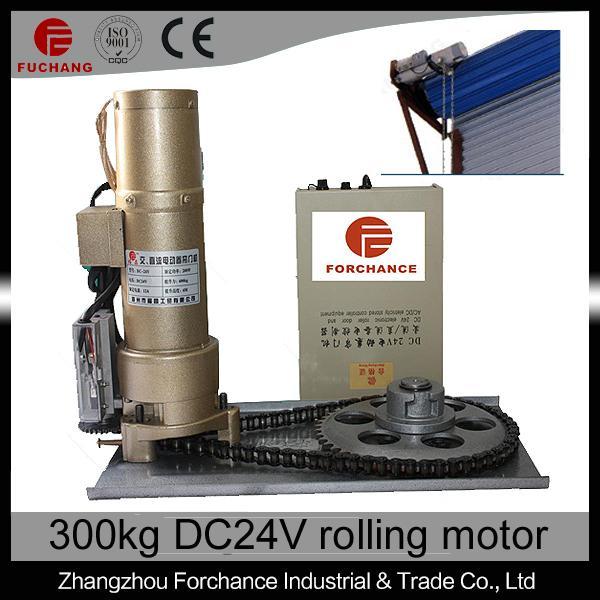 Dc24v 300kg Electirc Rolling Door Motor 100 Test 100960191