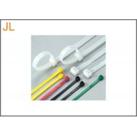 Buy cheap Different color dimension nylon cable tie from wholesalers