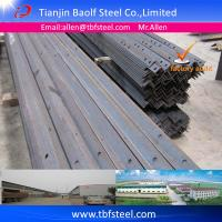 Buy cheap ASTM A36 JIS3192 SS400 Q234 S235JR Hot Rolled  Steel Angle Bar Price from wholesalers