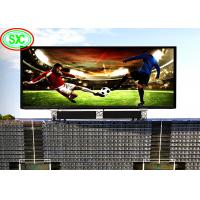 Buy cheap Football Stadium LED Display Circuit Diagram 6mm Pixel Pitch Panel Full Color from wholesalers