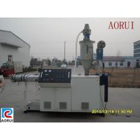 Buy cheap Agricultural Plastic Pipe Extrusion Line , PVC Pipe Making Machine from wholesalers