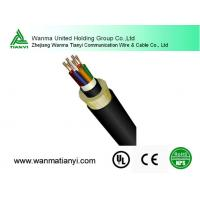 Buy cheap All-Dielectric Self-Support 6 Core Fiber Optic Cable ADSS product