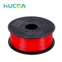 Buy cheap hucsa pla 3d printer filament 1.75mm/3mm for 3d printer Makerbot/ UP/ Leapfrog/ Afinia/ RepRap/ Ultimaker/ Mendel from wholesalers