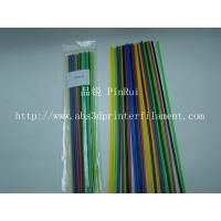 Buy cheap 250mm 3D Pen Filament Customized 3d Printer Filament 3mm / 1.75mm from wholesalers