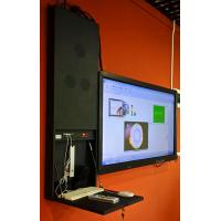 Buy cheap High resolution low glare infrared touch interactive whiteboard for middle school teaching from wholesalers