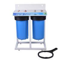 Buy cheap Blue Color Home Water Filter , Under Sink Water Filter System PP Material from wholesalers