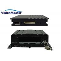 Buy cheap 720P AHD 4CH GPS Mobile DVR H264 2TB HDD 4G / 3G WIFI DC8~36V 12 Months Warranty product